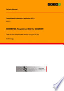 COSMETICS: Regulation (EC) No 1223/2009