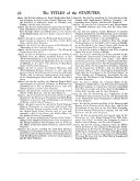 Public General Statutes Passed in the ... & ... Years of the Reign of Her Majesty Queen Victoria