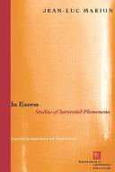 In Excess: Studies of Saturated Phenomena