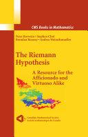 The Riemann Hypothesis [Pdf/ePub] eBook