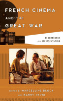 Pdf French Cinema and the Great War Telecharger
