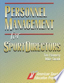 Personnel Management for Sport Directors
