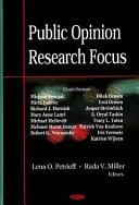 Public Opinion Research Focus