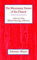 The Missionary Nature of the Church