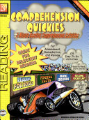 Comprehension Quickies (RL 2)