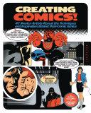Creating Comics! ebook