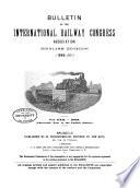 Bulletin of the International Railway Congress Association  English Edition  Book