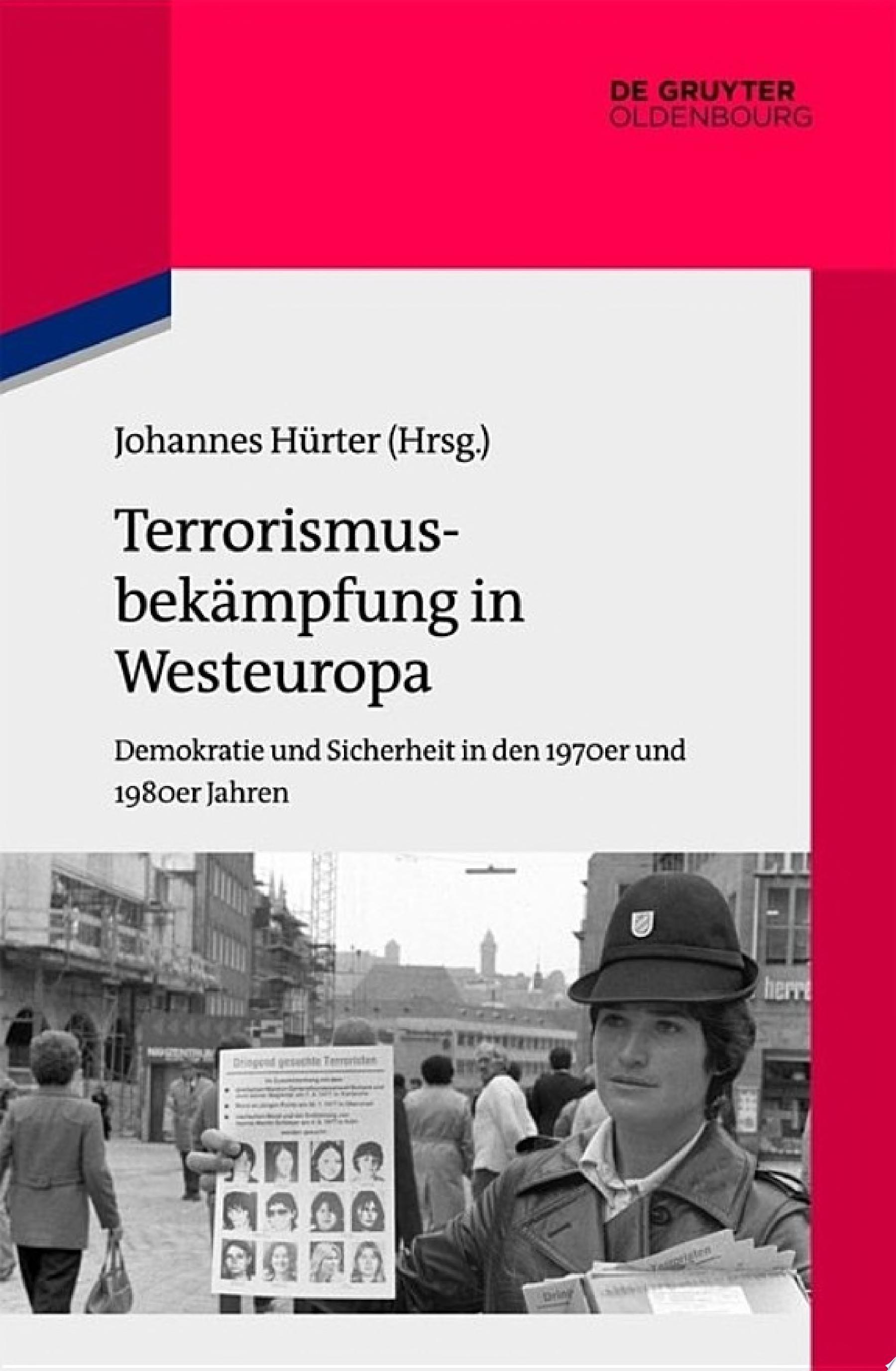 Terrorismusbek  mpfung in Westeuropa