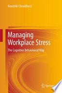 Managing Workplace Stress Book PDF