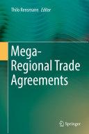 Mega-Regional Trade Agreements Pdf/ePub eBook