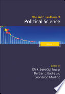 The SAGE Handbook of Political Science