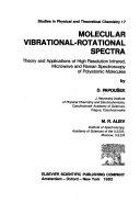 Molecular Vibrational rotational Spectra