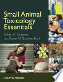 Small Animal Toxicology Essentials