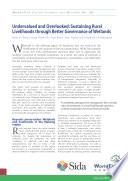 Wetlands Governance In The Mekong Region Book PDF