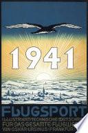 Zeitschrift Flugsport - Jahrgang 1941