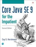 Core Java SE 9 for the Impatient