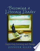 Becoming a Literacy Leader Book