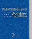 Developmental behavioral Pediatrics