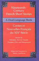 Nineteenth-Century French Short Stories (Contes Et Nouvelles Franpcais Du XIXe Siecle)