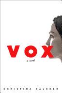 Vox Pdf/ePub eBook