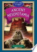 In Ancient Mesopotamia