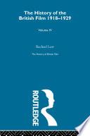 History of British Film  Volume 4  Book