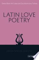 Latin Love Poetry