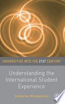 Understanding the International Student Experience Book