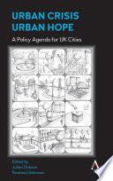 Urban Crisis  Urban Hope Book PDF