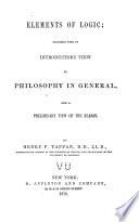Elements of Logic Book PDF