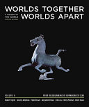 Worlds Together  Worlds Apart  Beginnings to 1200 Book PDF