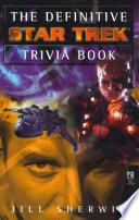 Star Trek Trivia Book
