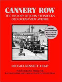 Cannery Row Book