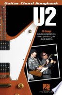 U2   Guitar Chord Songbook