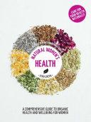 Natural Womens  Health Book