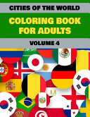 Cities of The World Coloring Book For Adults Volume 4