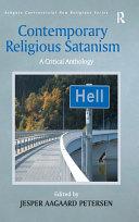 Pdf Contemporary Religious Satanism Telecharger