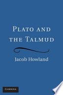 Plato And The Talmud Book PDF