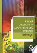 Risk of Disability in Elderly Diabetic Patients Book