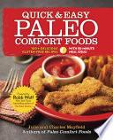 Quick   Easy Paleo Comfort Foods Book