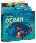 Peek a Baby  Ocean Book