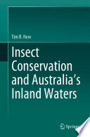 Insect Conservation and Australia   s Inland Waters