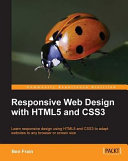 Responsive Web Design with HTML5 and CSS3 [Pdf/ePub] eBook