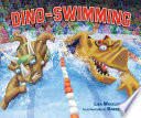 Dino-Swimming Lisa Wheeler Cover