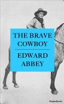 The Brave Cowboy Book
