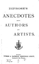 Diprose s Anecdotes about authors and artists