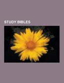 Study Bibles Book