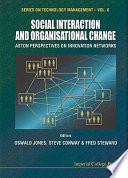 Social Interaction And Organisational Change Book PDF