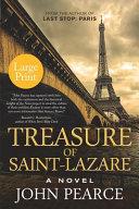Treasure of Saint Lazare  Large Print