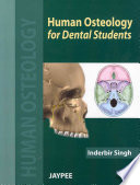 Human Osteology for Dental Students Book PDF